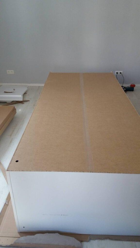 4 Montaż mebli Ikea szafa PAX